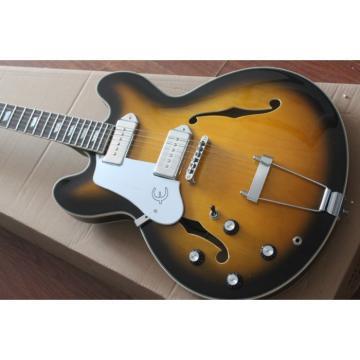 Custom Shop Left Handed Epi Vinatge Electric Guitar