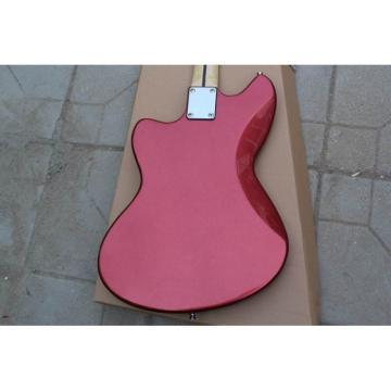 Custom Shop Kurt Cobain Red Wine Jaguar Jazz Master Electric Guitar