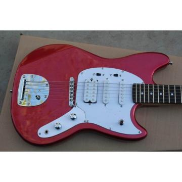 Custom Shop Kurt Cobain Red Jaguar Jazz Master Electric Guitar