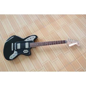 Custom Shop Kurt Cobain Black Jaguar Jazz Master Electric Guitar
