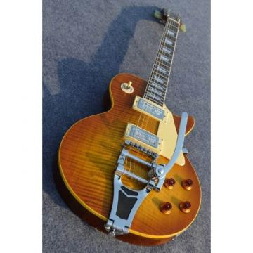 Custom Shop Joe Perry Boneyard Flame Maple Top Electric Guitar