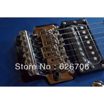 Custom Shop K7 Ibanez 7 Strings Blue Electric Guitar