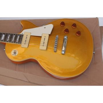 Custom Shop Joe Bonamassa Gold Top LP Electric Guitar