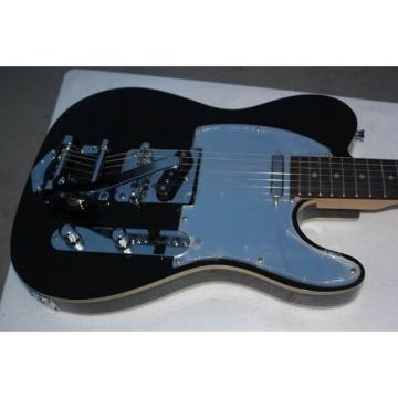 Custom Shop Jones Telecaster 5 Bigby Black Electric Guitar