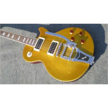 Custom Shop Joe Bonamassa  Gold Top Tremolo Electric Guitar