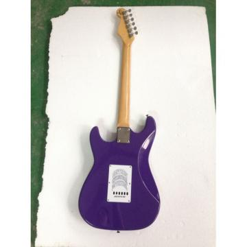 Custom Shop Jimi Hendrix Monterey Purple Sky Blue Electric Guitar