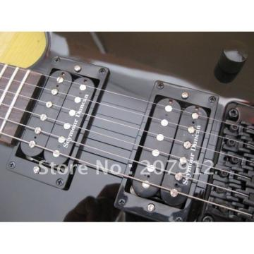 Custom Shop Jackson KE2 Black Electric Guitar