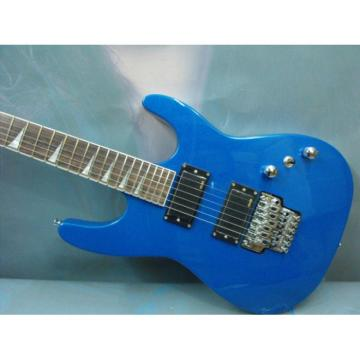 Custom Shop Jackson Soloist Pelham Blue Guitar