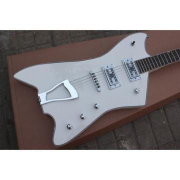 Custom Shop Gretsch Strange White Electric Guitar