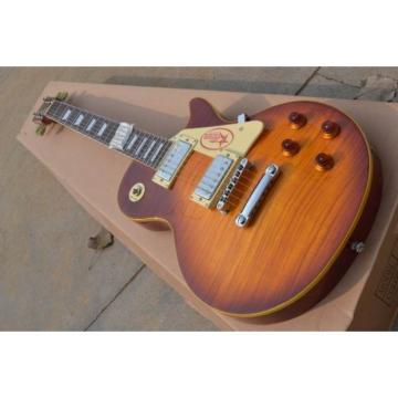 Custom Shop Heritage Flame Maple Top Electric Guitar