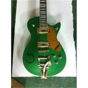 Custom Shop Gretsch Irish Green Bono Electric Guitar