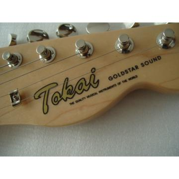 Custom Shop Gold Star Tokai Electric Guitar