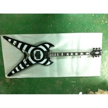 Custom Shop Flying V SGV LP Zakk Wylde Electric Guitar