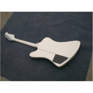 Custom Shop Firebird White Electric Guitar