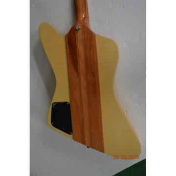 Custom Shop Firebird GOW Week 24 Flame Maple Natural Electric Guitar 2015