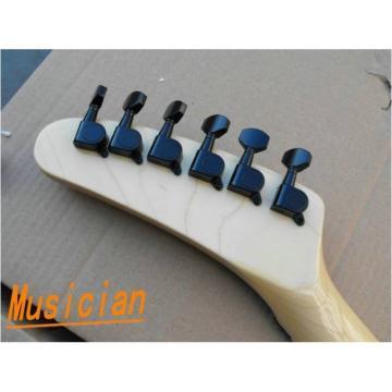 Custom Shop Fire Design Electric Guitar