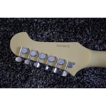 Custom Shop Firebird Cream Electric Guitar Maestro Vibrola