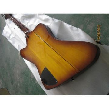 Custom Shop Firebird Natural Electric Guitar