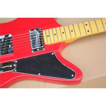 Custom Shop Firebird 2 Pickups Red Electric Guitar