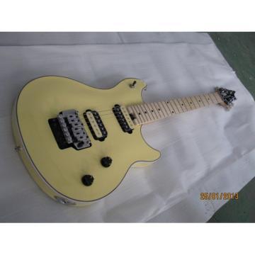 Custom Shop EVH Wolfgang Cream Maple Electric Guitar