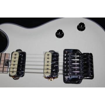Custom Shop EVH Wolfgang White Floyd Rose Vibrato Electric Guitar