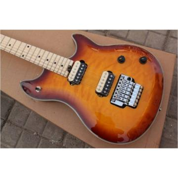 Custom Shop EVH Wolfgang Sunburst Electric Guitar