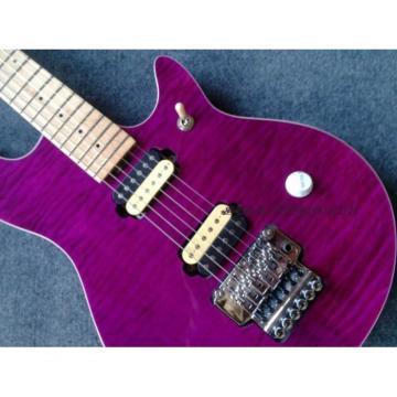 Custom Shop EVH Wolfgang Purple Electric Guitar