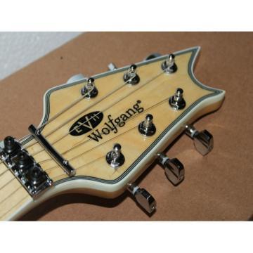 Custom Shop EVH Wolfgang Natural Floyd Rose Vibrato Electric Guitar