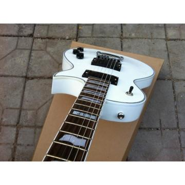 Custom Shop ESP Eclipse White Electric guitar