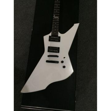 Custom Shop ESP James Hetfield Snakebyte White Electric Guitar