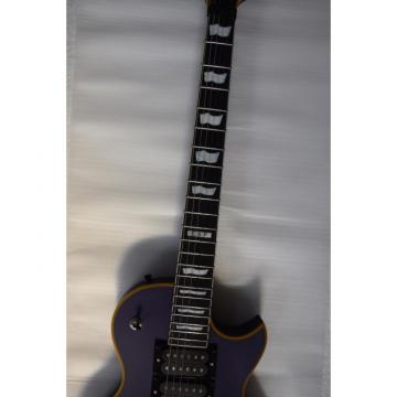 Custom Shop ESP Eclipse Purple Matte Electric guitar