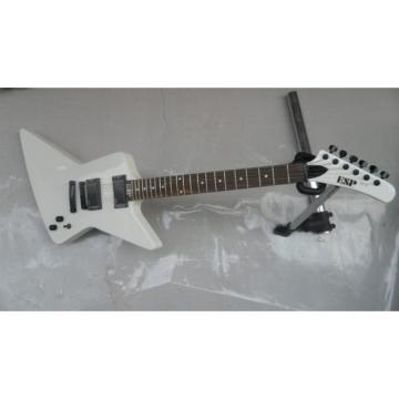 Custom Shop ESP Korina White Electric Guitar