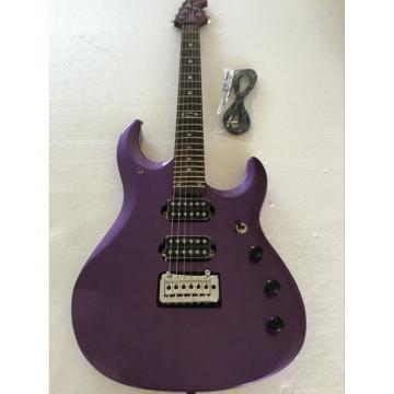 Custom Shop Ernie Ball Musicman Purple Electric Guitar