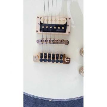Custom Shop ECFulcher Cream Standard Electric Guitar