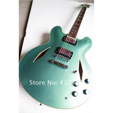 Custom Shop Dave Grohl DG335 Green Electric Guitar