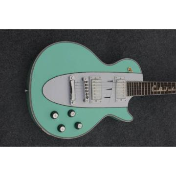 Custom Shop Corvette Teal Green Electric Guitar