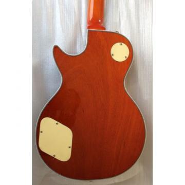 Custom Shop Corvette Flame Maple Top Fireglo Electric Guitar