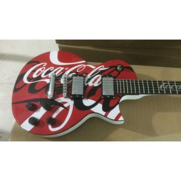 Custom Shop Coca Cola Electric Guitar