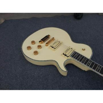 Custom Shop Cream Standard Electric Guitar