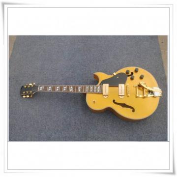 Custom Shop Byrdland LP TV Yellow P90 Pickups Electric Guitar