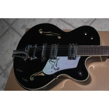 Custom Shop Black Falcon Gretsch Jazz Electric Guitar