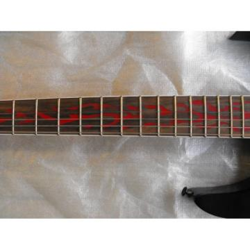 Custom Shop Black BC Electric Guitar