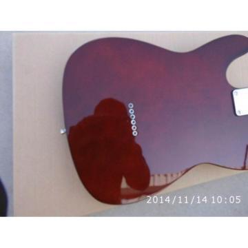 Custom Shop Birds Eye Telecaster Electric Guitar