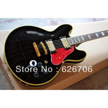 Custom Shop BB King Lucille Black Electric Guitar