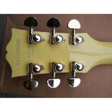 Custom Shop Billy Morrison Randy Rhoads Vintage White Electric Guitar Marc Bolan