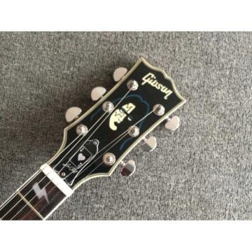 Custom Shop 6 String Ace Frehley Sunburst Electric Guitar