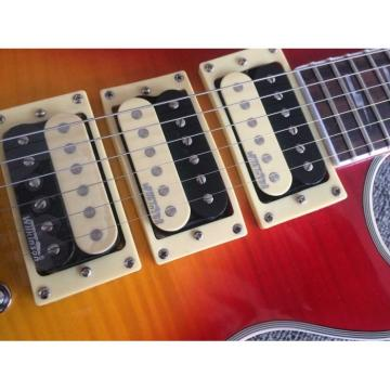 Custom Shop Ace Frehley LP Sunburst 6 String Electric Guitar