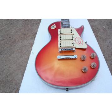 Custom Shop Ace Frehley LP Fireglo Electric Guitar