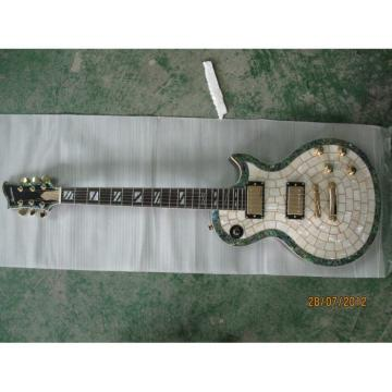 Custom Shop Abalone Handmade Electric Guitar MOP