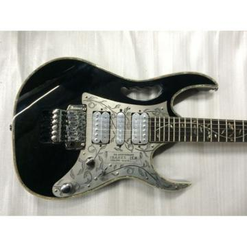 Custom Shop 6 Strings Silver Gray Black Electric Guitar